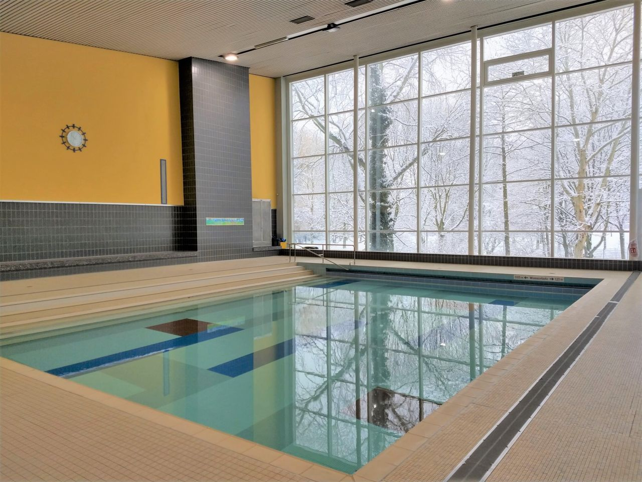 Das Lehrschwimmbecken